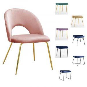 Valgomojo kėdė FAY M (pasirenkamos metalinės kojelės)