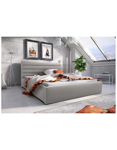Dvigulė lova SOREN su patalynės dėže