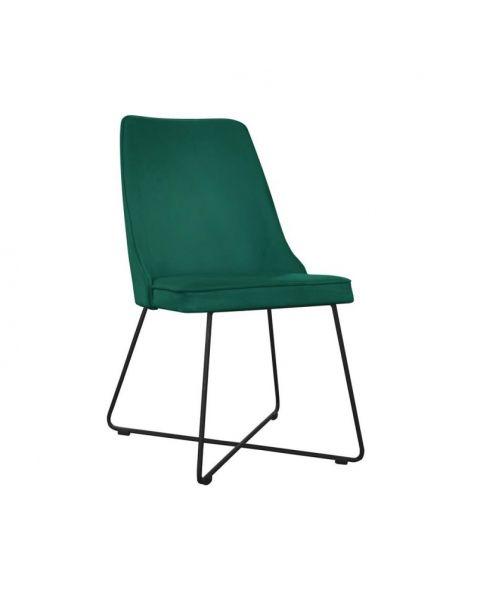 Valgomojo kėdė JENNE M (pasirenkamos metalinės kojelės)