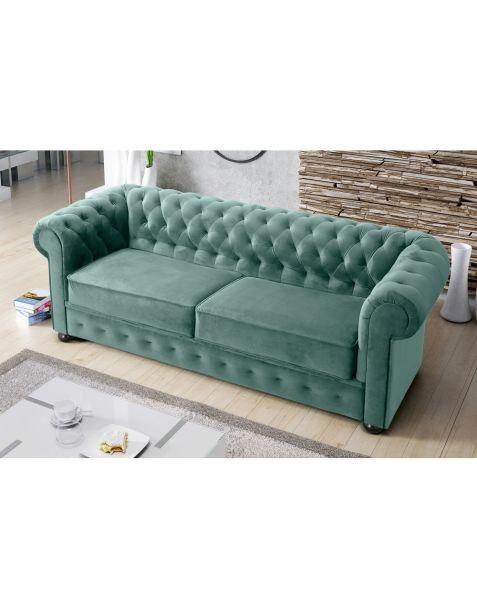 Sofa CHESTERFIELD II (188cm)