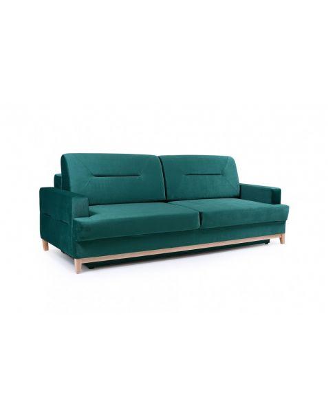Sofa LIZA (230cm) su miegojimo funkcija