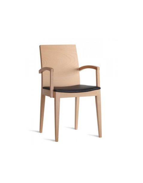 Valgomojo kėdė WOOD+P